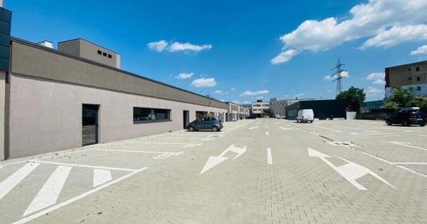 Hala/ spatiu/ showroom/ birouri, renovare, 144mp