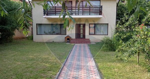 Vilă cu 4 camere de vânzare în zona Bragadiru, langa c...