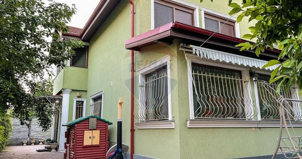 Casa l 5 camere l 960 mp teren Otopeni Central