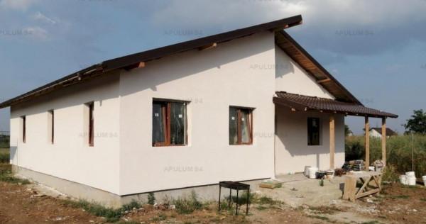 Casa Parter cu 3 Camere si 500 mp Teren in Crevedia