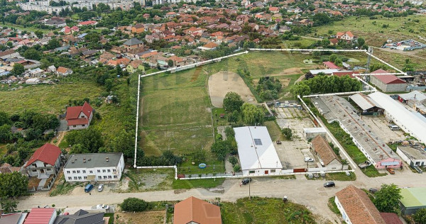 Proprietate Bujac cu teren 25.000 mp , constructii 1100 m...