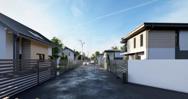 Complex nou de case in Trivale | 450 mp teren | KREDDA Resid