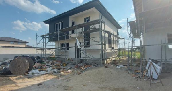 Varteju-Casa Individuala, 300 mp teren - 4 camere