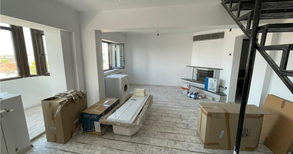 Apartament tip Penthouse zona Brailei , 117mp utili