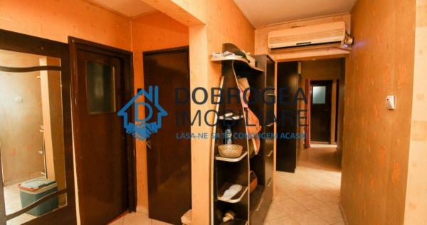 Vest, 4 camere, Etaj 1, decomandat, centrala proprie