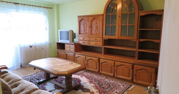 Apartament 3 camere amenajat - Zona Miron Costin