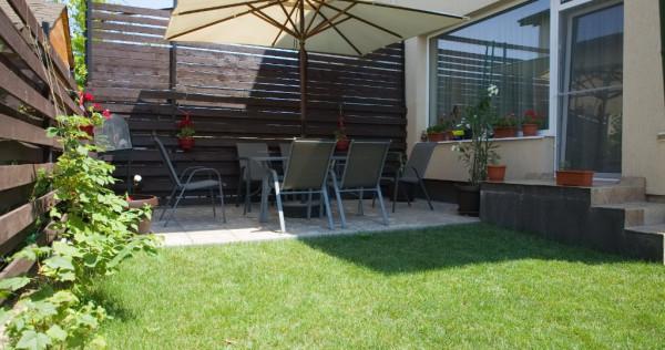 Vila 3 camere in Tunari, mobilata si utilata, proprietar