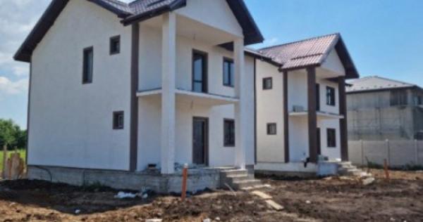 Casa individuala cu predare la cheie/ TEREN 300MP
