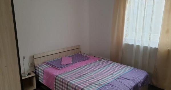 Apartament o camera 35 mp mobilat Pacurari Moara de Foc