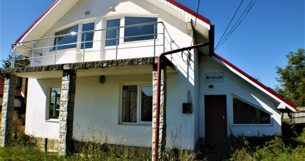 Vila P+M spatioasa, Serbanesti