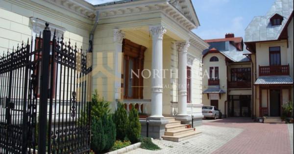 Vila Ultracentrala Monument Istoric restaurat - 12 locuri...