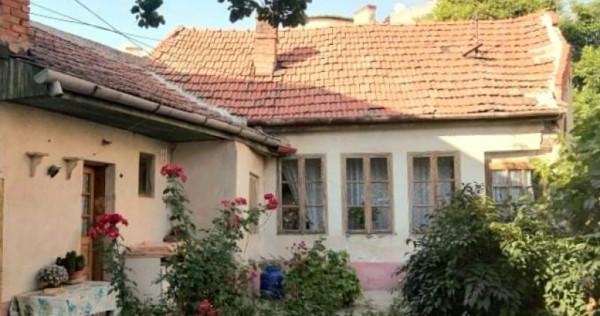 Casa centru Arad zona Decebal-Boul Rosu