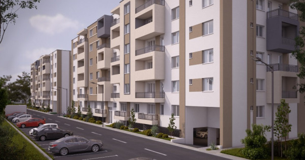 Apartament studio, 50 mp, Metrou Berceni, bloc nou