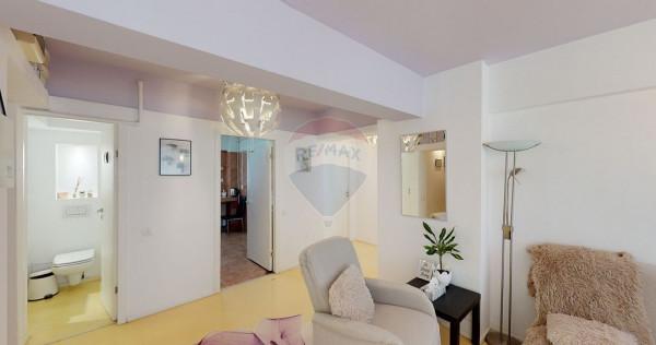 INCHIRIERE Apartament 3 camere Mosilor/Eminescu