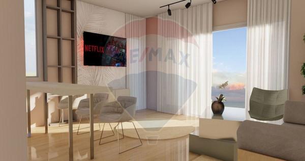 Apartament cu 3 camere de vanzare Mamaia