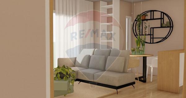 Apartament cu 2 camere de vanzare Mamaia