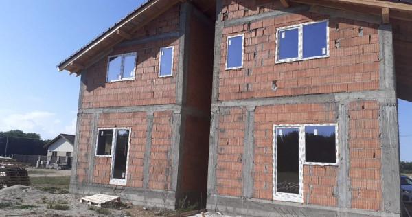 Casa individuala cu 3 camere 87mp utili - Giroc