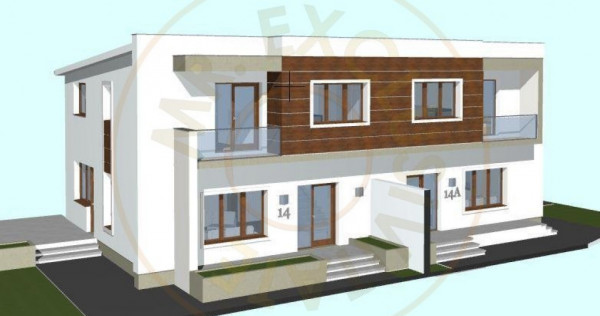 Casa Duplex 4 camere Balotesti
