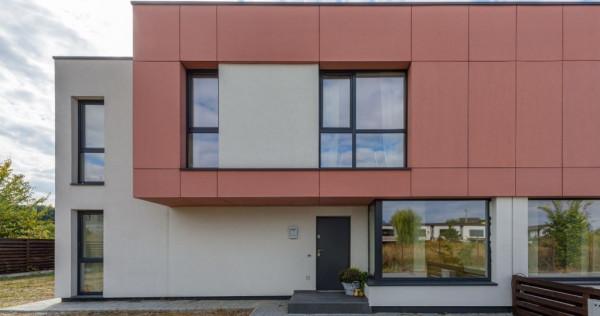 Urban Concept Corbeanca – Vile finalizate cu arhitectura