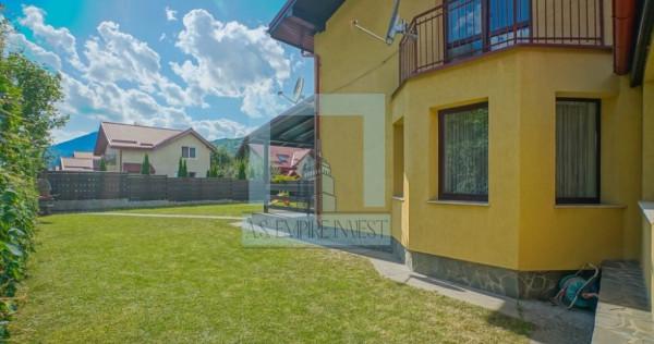 Casa singur in curte mobilata-utilata - zona Bunloc