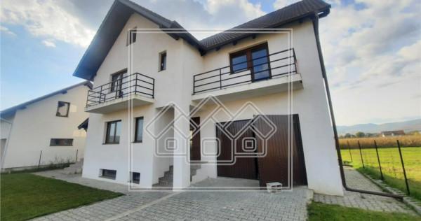 Casa individuala - 6 camere si terasa - D P 1E Pod