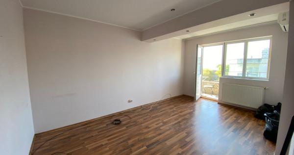 Apartament decomandat cu 2 camere vedere la Dunare