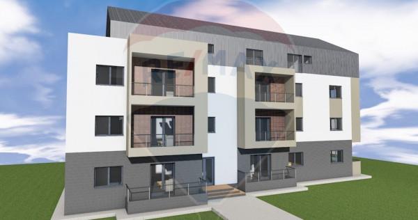 De vânzare Apartament 2 camere cu gradina , oras Magurele