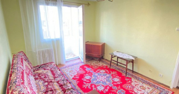 Apartament 2 camere zona Fortuna, etaj 1