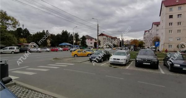 Garsoniera decomandata de la etajul 2 in Sibiu zona Broscar